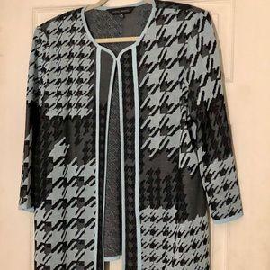 Ming Wang XL Blazer